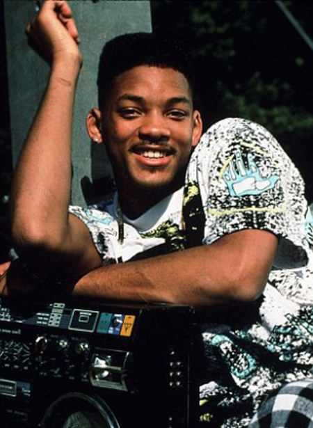 Will Smith Boombox