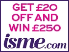 Receive £20 off when you spend £50 or more on your first credit order!