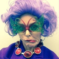 Stella McCartney as Dame Edna