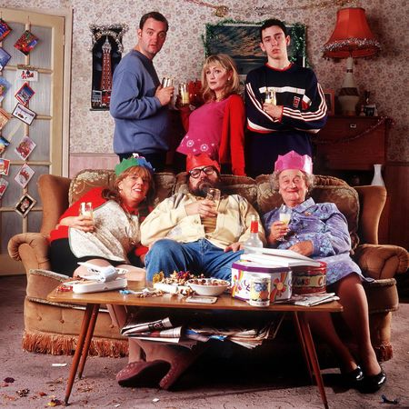 Top Christmas TV from 2012 - Royle Family