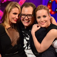 Cameron Diaz on Chatty Man