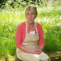 Nancy GBBO, Nancy from The Great British Bake Off reflects after a bake.