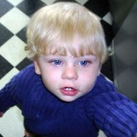 baby p, Peter Connelly who was killed by his parents