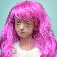 Ashanti Elliot Smith who was told she was not allowed to wear her pink wig