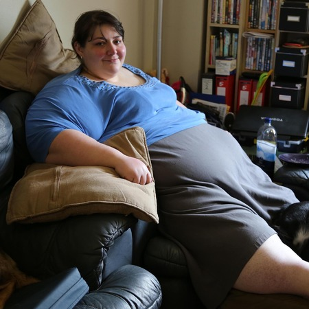 Fattest Person in Britain Britain's Fattest People