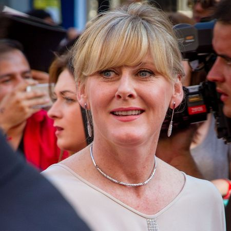 Sarah Lancashire talks Happy Valley 2 and working with Catherine-Zeta Jones on Dad's Army