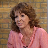 Bonnie Langford on ITV's This Morning, 20 May 2015