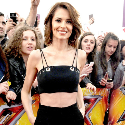 Cheryl Fernandez-Versini at The X Factor Manchester Auditions, 8 July 2015
