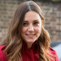 Kate Middleton caught out with grey hairs at Royal British Legion Poppy Appeal, London - 07 Nov 2013