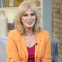 Joanna Lumley appears on This Morning, 29 July 2015